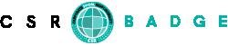 CSR Badge logo BL 250x50px