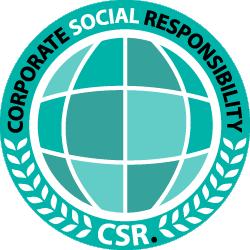 csr badge logo